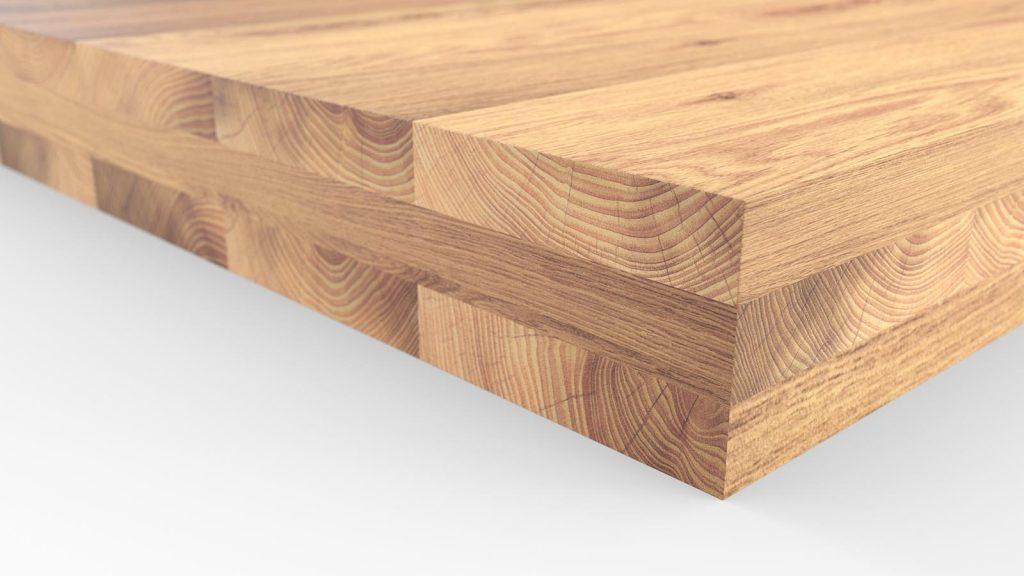 Panneaux de bois 3 plis à la découpe